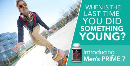 Introducing Men's Prime 7