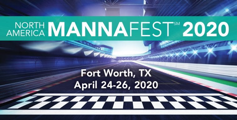 The Race is On to MannaFest 2020!