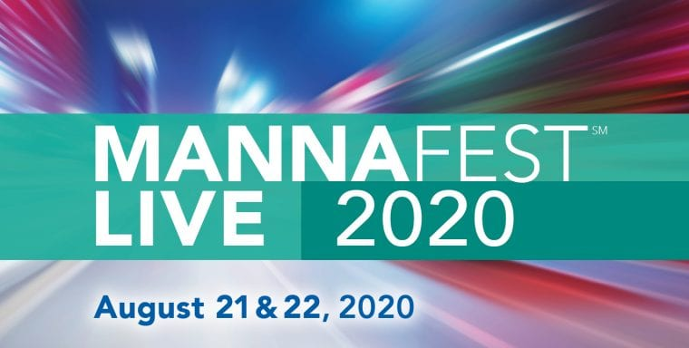 MannaFest LIVE 2020: Something Extraordinary is Happening
