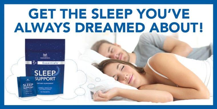 3 Ways to Get the Sleep of Your Dreams – (中文 / Español)