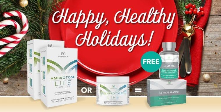Happy, Healthy Holidays (中文 / Español)
