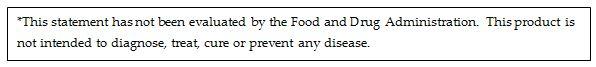 FDA disclosure