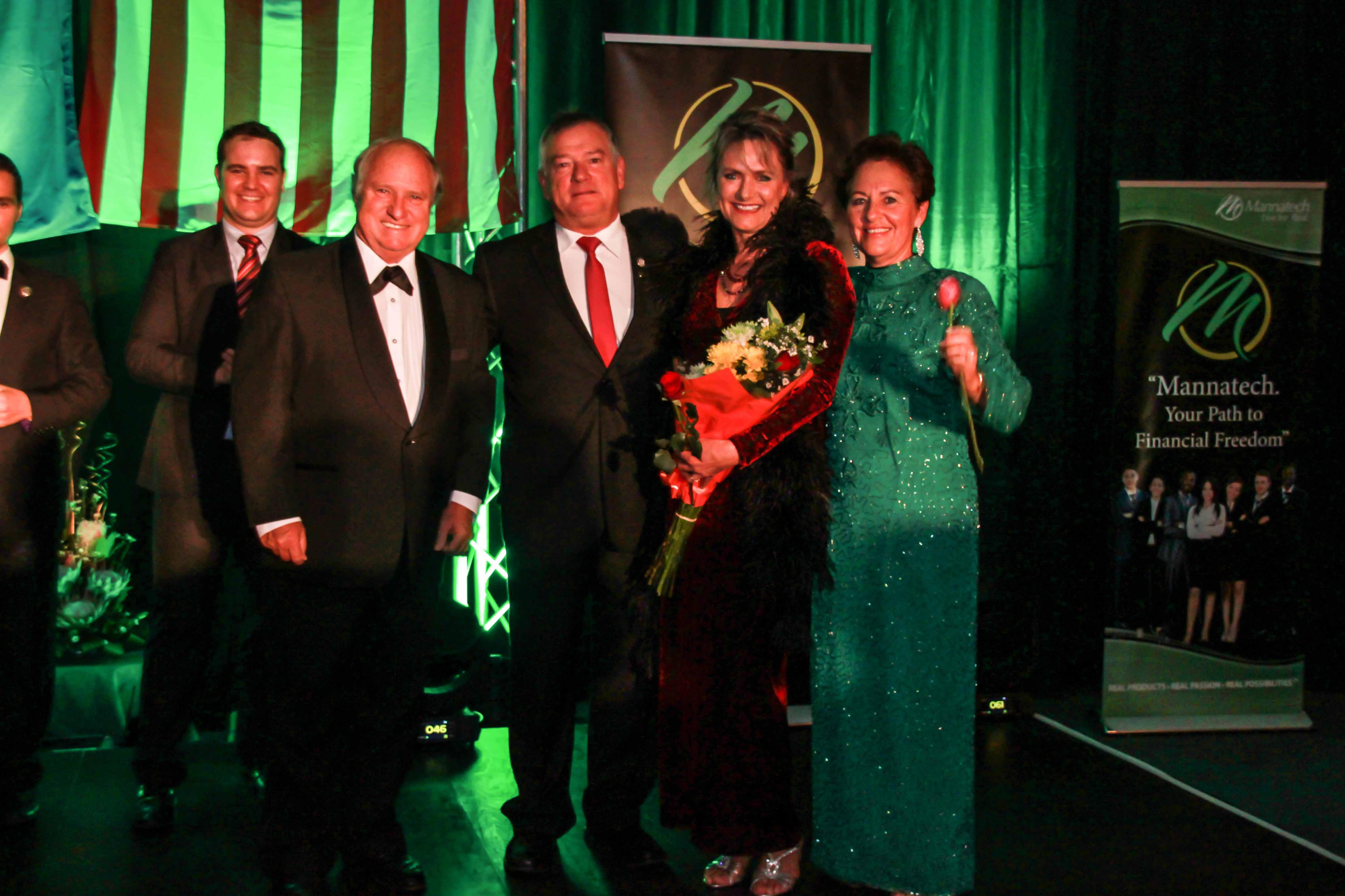SA Super Regional - leaders